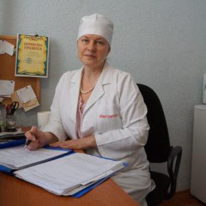 Шевчук Тетяна Євгенівна