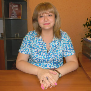 Кротченко Наталія Василівна