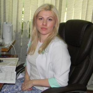 Лисанец Марина Павловна