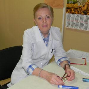 Лопухина Валентина Ивановна